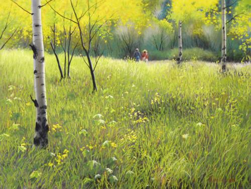 Walk in Love - Nancy Wylie Artist