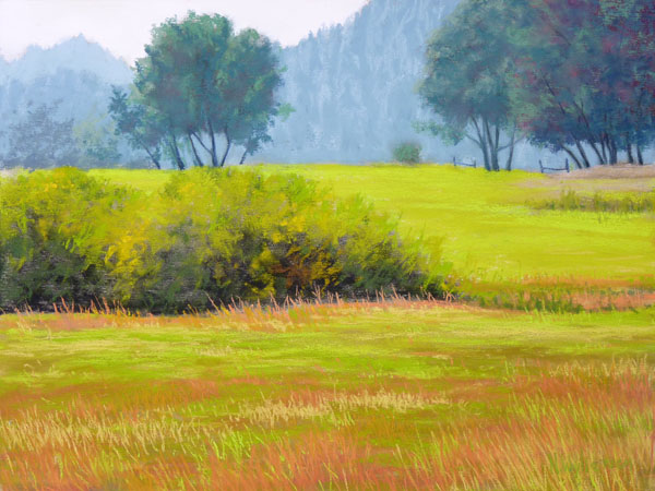 Pasture Song by Nancy Wylie